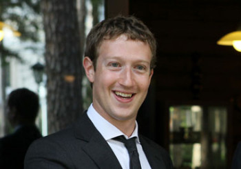 Mark Zuckerberg (foto Olycom)